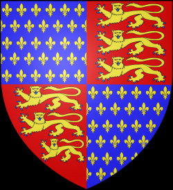 Edward III Coat of Arms