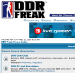 DDR Freak Forum