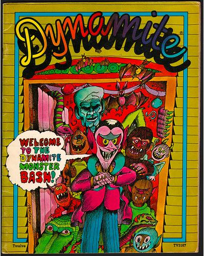 Dynamite Issue 012