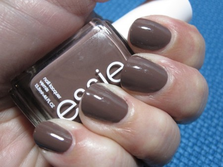 Essie Mink Muffs Manicure from Pick Me!