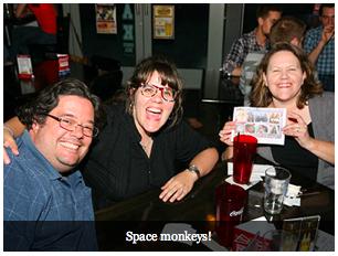 Geeks Who Drink We Won!