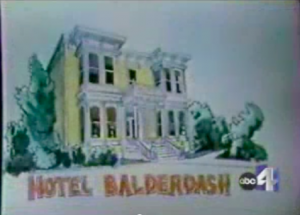 Hotel Balderdash on KTVX Channel 4 in UT
