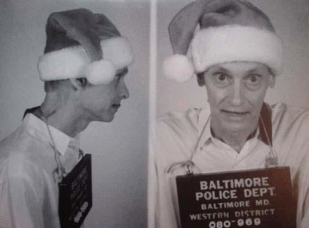 John Waters Merry Christmas