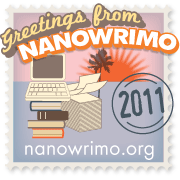 NaNoWriMo 2011 Finished!