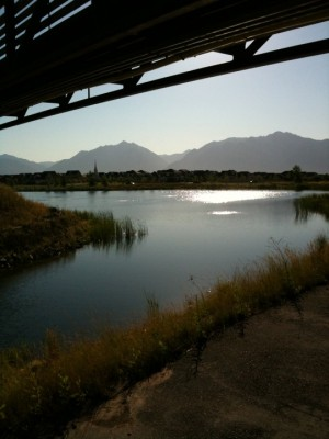 Oquirrh Lake Trail